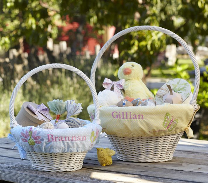 Things I Like Custom Easter Baskets Domesticated Dude