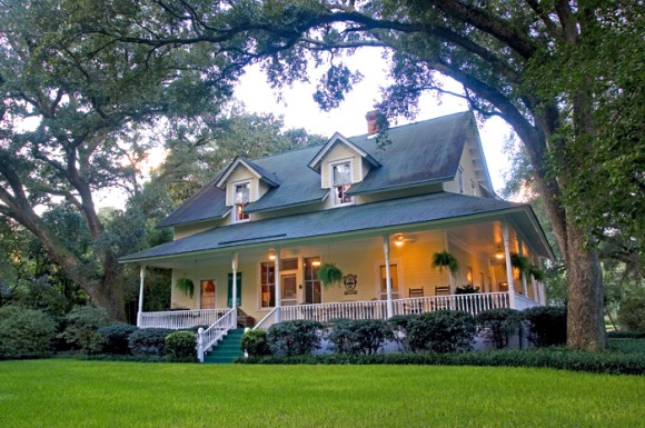 bed and breakfast, b&b, travel, hotel, south, Alabama, Magnolia Springs